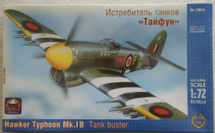 Ark Models 1/72 72015 Hawker Typhoon MK.Ib
